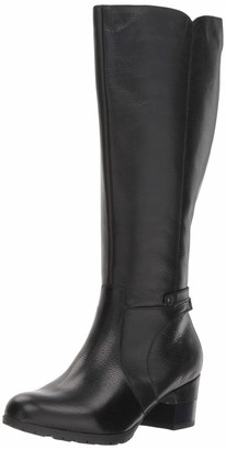 Jambu Women's Chai Water Resistant-Wide Calf Fashion Boot