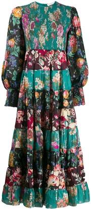 Zimmermann Allia tiered dress