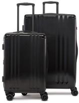 Calpak Ambeur 2-Piece Spinner Luggage Set - Black