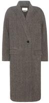 Etoile Isabel Marant Isabel Marant, Étoile Henley Virgin Wool Tweed Coat