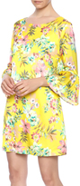 Ark & Co Yellow Floral Dress