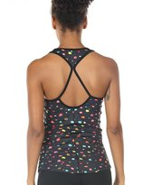 icyZone Workout Yoga Fitness Sports Racerback Tank Tops for Women (M, )
