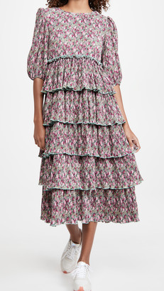 ENGLISH FACTORY Floral Dress