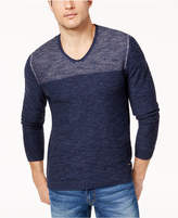HUGO BOSS Men's Abramus Colorblocked Sweater