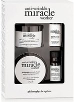 philosophy Miracle Worker Anti-Aging Collection, 4 Count