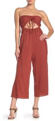 Cotton On Tori Strapless Jumpsuit