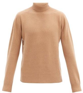 Altea Roll-neck Wool-blend Sweater - Beige