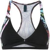 Lygia & Nanny - sports bra - women - Polyamide/Spandex/Elastane - 38