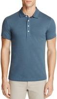 Billy Reid Grant Slim Fit Polo Shirt