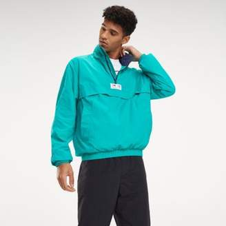 Tommy Hilfiger Zipped Neck Popover Jacket