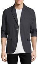 Salvatore Ferragamo Lightweight Chino Two-Button Jacket