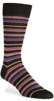 Pantherella Men's Marmara Stripe Socks