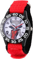 Marvel Guardian Of The Galaxy Boys Red Strap Watch-Wma000142