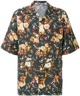 McQ floral short-sleeved shirt
