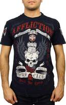 Affliction Mens Chop Em Down T-Shirt, Size:, Color: