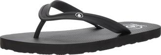 Volcom Men's Rocker 2 Solid Sandal FLIP Flop