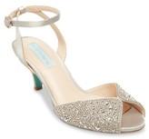 Betsey Johnson Royal Sandal