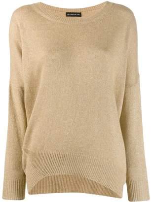 Etro lurex knit jumper