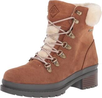 Muck Boot Women's Alpine Waterproof Suede Ankle Boot