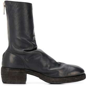 Guidi 788Z leather boots