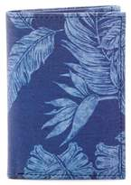 Tommy Bahama Tropical Floral Print Trifold Wallet