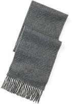 Polo Ralph Lauren Glen Plaid Wool-Blend Scarf