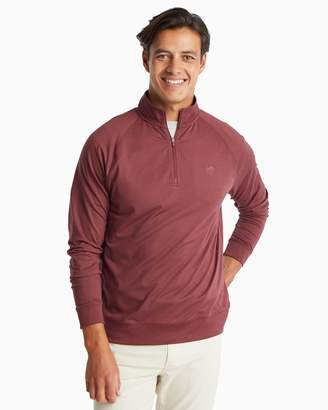 Southern Tide North Pole Performance Quarter Zip Pullover