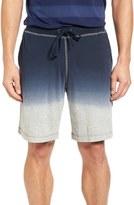 Daniel Buchler Men's Ombre Pima Cotton Lounge Shorts