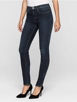 Calvin Klein Jeans Skinny Dark Indigo Blue High-Rise Jeans