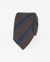 Le Château Italian-Made Silk Skinny Tie