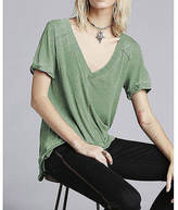 Free People Women's Pearls Tee