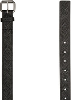 Rusty Babylon Belt Black