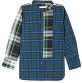 Burberry Boys' Argus Mixed Plaid Shirt- Little Kid, Big Kid