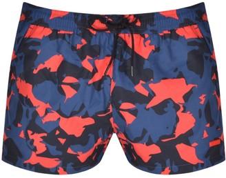 HUGO BOSS Tamarama Swim Shorts Red