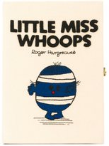 Olympia Le-Tan Little Miss Whoops book clutch - women - Cotton/Brass - One Size