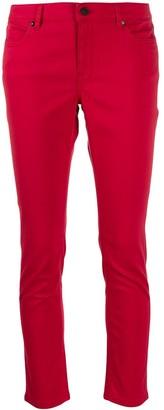 Escada Sport cropped slim trousers