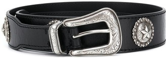 Kate Cate Regina leather belt