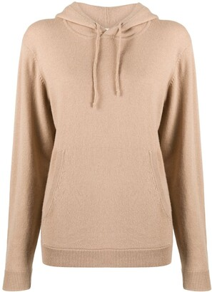 Peoples Republic of Cashmere Fine-Knit Cashmere Hoodie