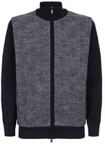 Paul & Shark Knitted Wool Blouson Jacket