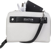 Kenneth Cole Reaction Strap Wallet With Battery Charger
