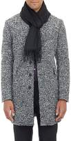 Barneys New York Men's Cashmere Flannel Scarf