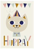 ferm LIVING Mr. Cat Poster