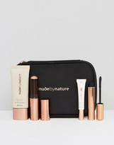 Nude By Nature 3 Minute Glow Illuminating Gift Set -