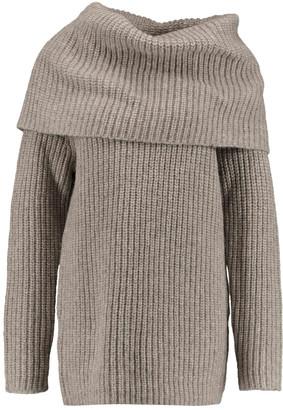 Michael Kors Beige Wool Knitwear