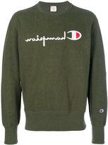 Champion reversed logo sweatshirt