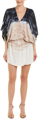 Vive Young Fabulous & Broke Surplice Mini Dress