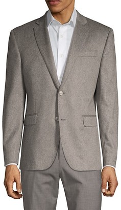 Saks Fifth Avenue Standard-Fit Cashmere Sportcoat