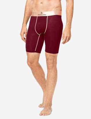 Tommy John Tommyjohn Second Skin Boxer Brief, Rose Gold Contrast Stitch