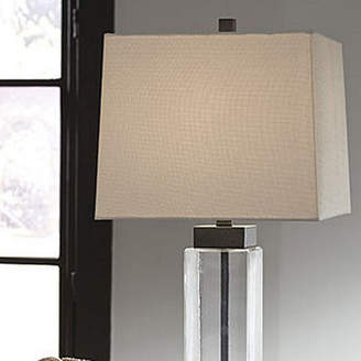 Signature Design by Ashley 2-pc. Glass Table Lamp