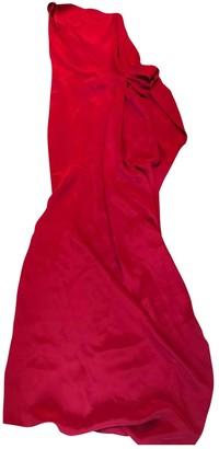 Roksanda Ilincic Pink Silk Dresses